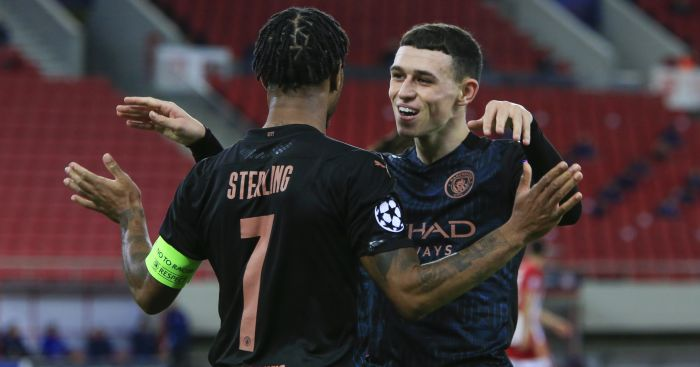Phil Foden explains what he needs to add to his game to help Man City - team talk