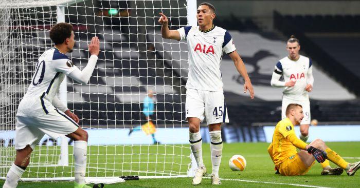 Alli, Vinicius Tottenham TEAMtalk