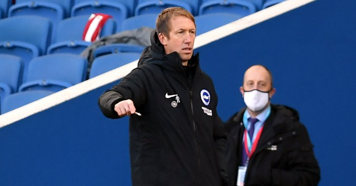 Potter explains why Brighton deserved Liverpool draw despite VAR help - team talk