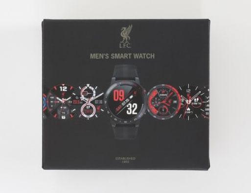 Liverpool smart watch