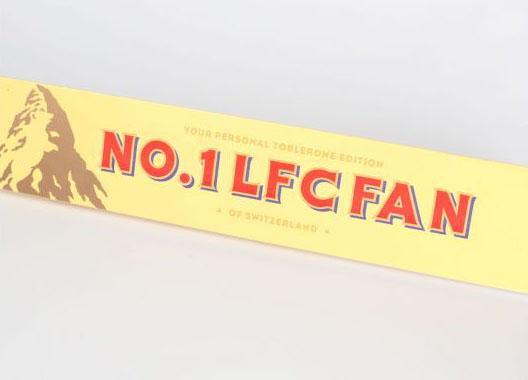 Liverpool toblerone