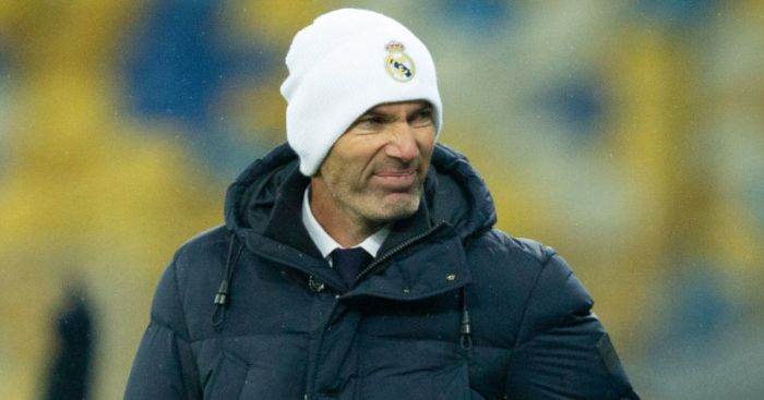 Zidane defiant over Real Madrid future after another defeat to Shakhtar - team talk