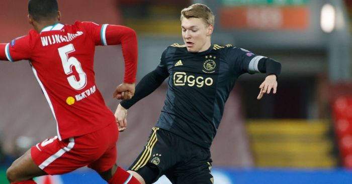 27m Liverpool target Schurrs responds to Liverpool transfer talk