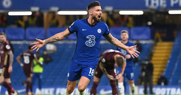 giroud 2 - Leeds beaten as towering Zouma header for Chelsea makes mockery of scoring stat