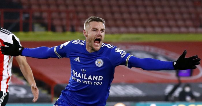 Rodgers admits Leicester already planning for life without Jamie Vardy - team talk