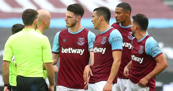 Declan Rice TEAMtalk