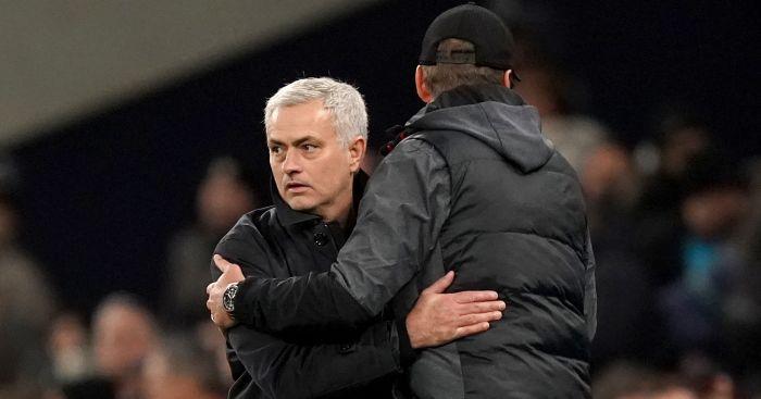 Mourinho; Klopp TEAMtalk