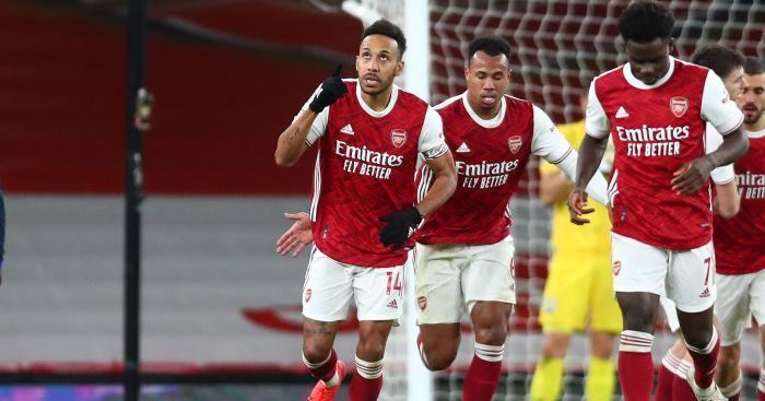 Aubameyang Arsenal TEAMtalk