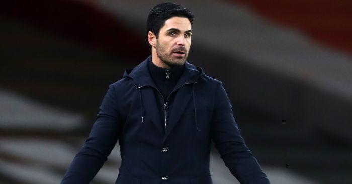Mikel Arteta Arsenal TEAMtalk