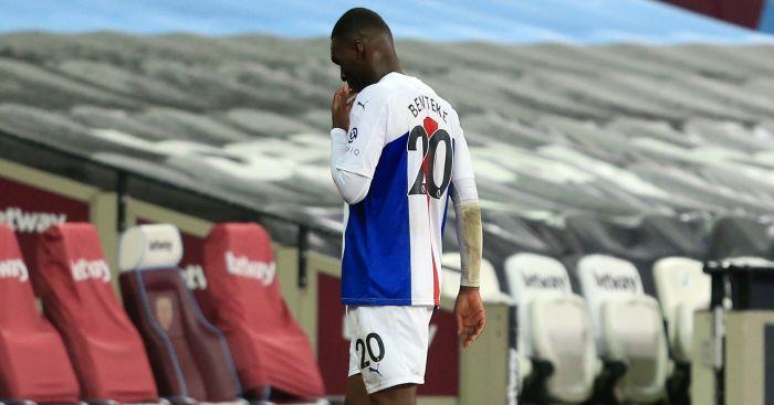 Christian Benteke Crystal Palace TEAMtalk