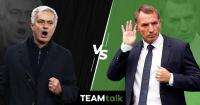 Jose Mourinho v Brendan Rodgers TEAMtalk