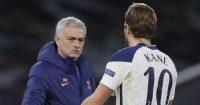 Jose Mourinho, Harry Kane Tottenham TEAMtalk