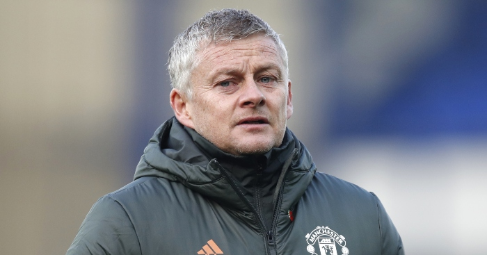 Solskjaer feeling grateful; addresses new Utd contract talk - team talk