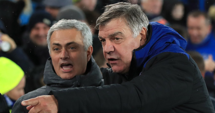 Allardyce channels his inner Mourinho as he prepares for Liverpool clash