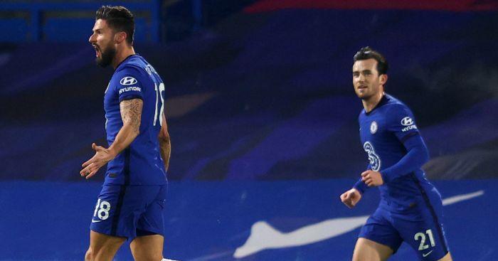 Giroud Chilwell Chelsea TEAMtalk