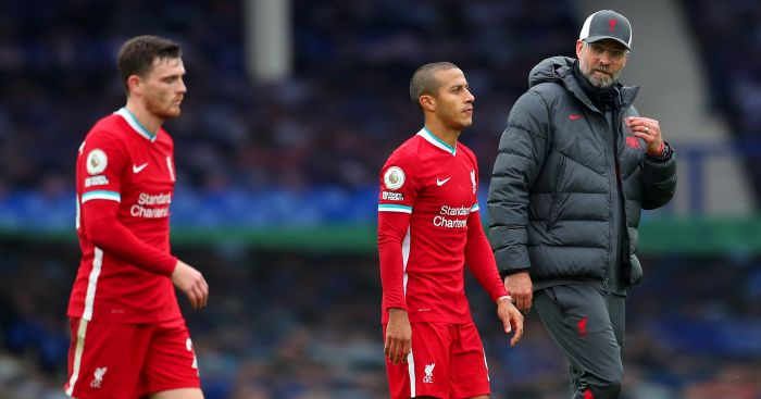 Positive injury news for Liverpool as summer signing could return this week