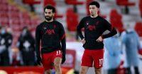 Mohamed Salah, Curtis Jones