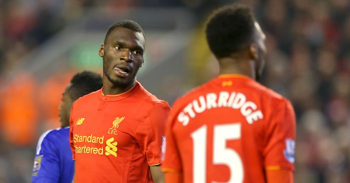 Daniel Sturridge Christian Benteke TEAMtalk