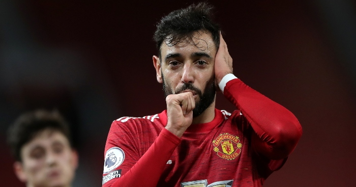 bruno fernandes man united 1 - Dynamic Man Utd midfield target agrees to join Premier League club