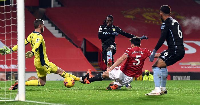 bertrand.traore - Man Utd breathing down Liverpool necks after Fernandes inspires thrilling win against Villa