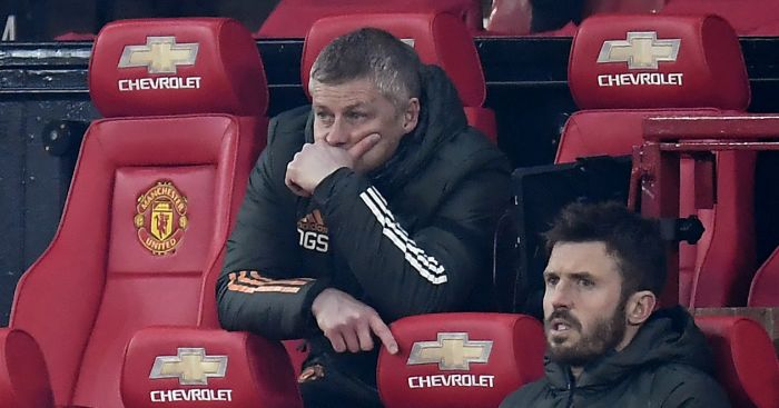 Solskjaer rejects claims about Man Utd area of concern; insists club 'getting closer' to a final