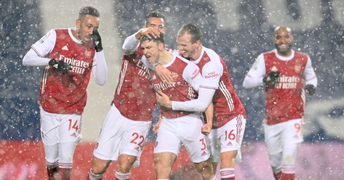 Arsenal departee reveals how Arteta favourite urged him to leave