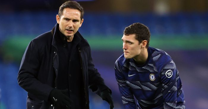 Lampard Christensen TEAMtalk