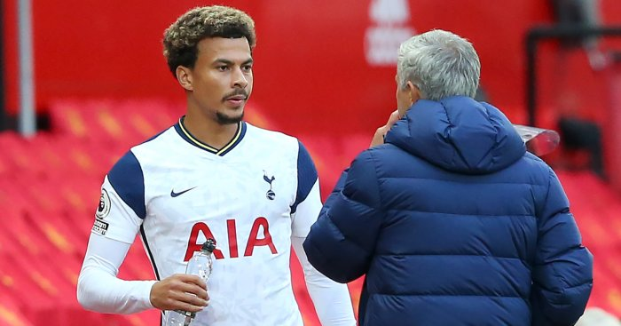 Tottenham name price for permanent Dele Alli exit after ruling out PSG loan