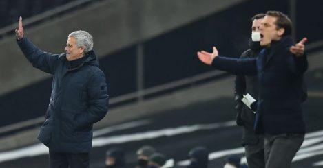 Scott Parker; Jose Mourinho TEAMtalk
