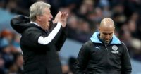 Roy Hodgson, Pep Guardiola, Crystal Palace, Manchester City TEAMtalk