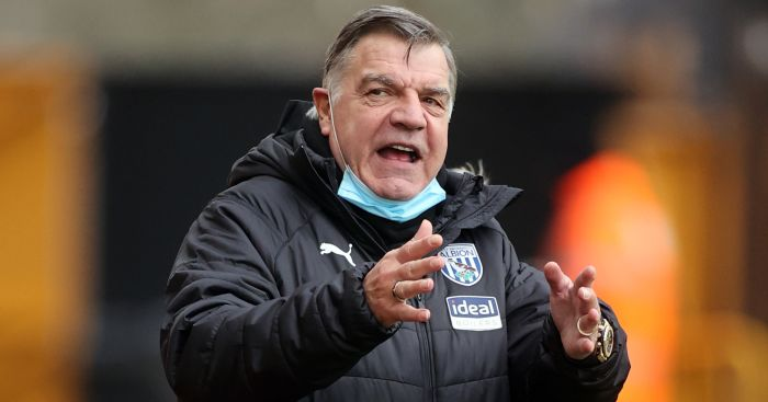 Sam Allardyce West Brom TEAMtalk