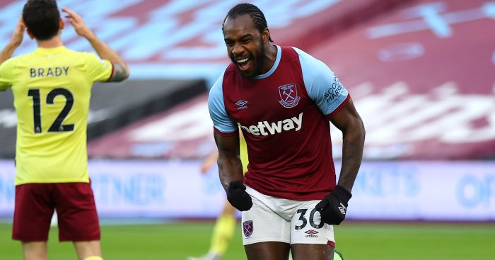 Michail Antonio West Ham TEAMtalk