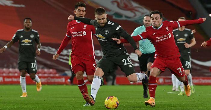 Man Utd star describes 'flat' dressing room after Anfield performance - team talk