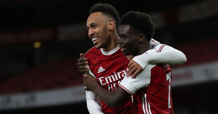 Aubameyang back to his best as Arsenal cruise past woeful Newcastle - team talk