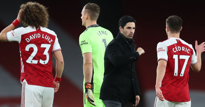 Arteta reveals Arsenal stars who 'put a smile on his face' after Newcastle win - team talk