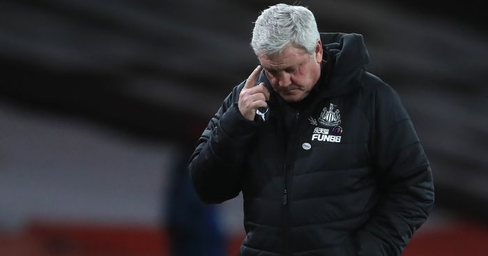 Steve Bruce makes Newcastle promise as pressure mounts after winless run