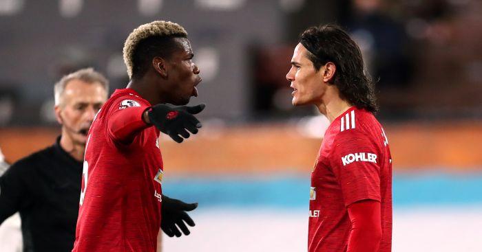 Solskjaer makes Cavani complaint in demand to Man Utd stars