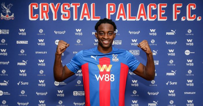 New Crystal Palace signing reveals 'dream' move after penning loan deal