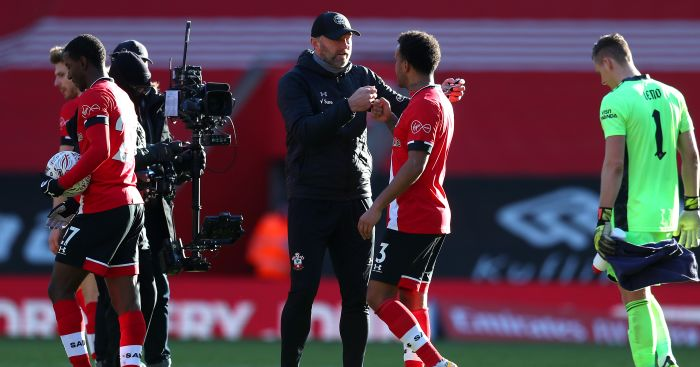 Hasenhuttl pleased with Arsenal scalp but two Southampton issues rankle - team talk