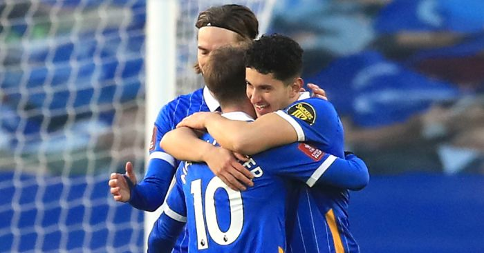 Bissouma rocket sends Brighton into FA Cup fifth round at expense of Blackpool - team talk