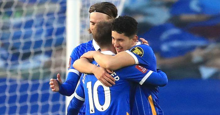 Bissouma rocket sends Brighton into FA Cup fifth round at expense of Blackpool - team talk