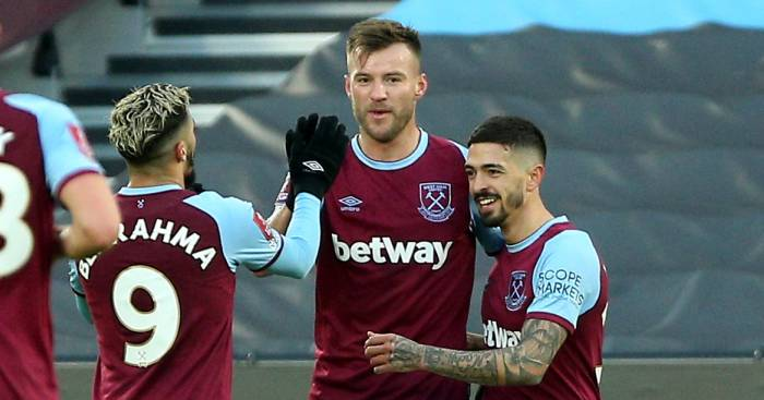 West Ham assistant Irvine points to striker solution after praising depth - team talk