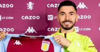 Morgan Sanson (pic from AVFC)
