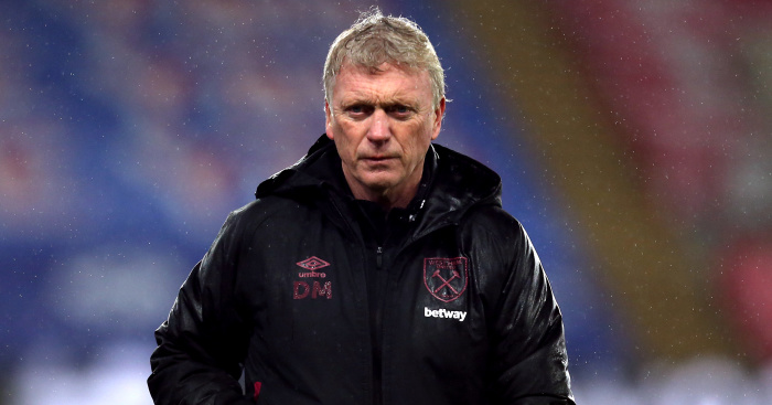 Moyes gives verdict on Champions League hopes amid West Ham surge - team talk