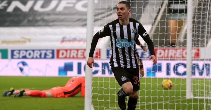 Almiron.Newcastle.TEAMtalk