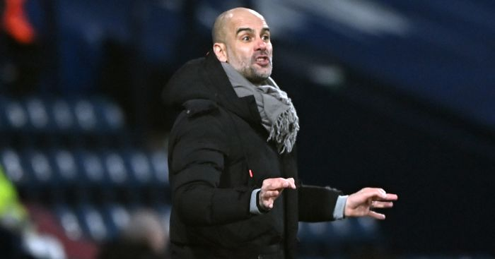 Guardiola talks up 'outstanding' Man City star after five-goal mauling - team talk