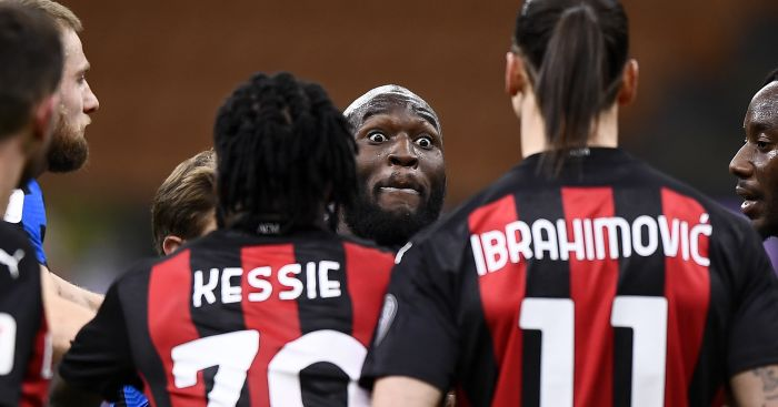 Lukaku Ibrahimovic TEAMtalk