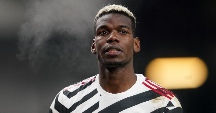 Comparing Paul Pogba's league stats at Man Utd and Juventus – PF