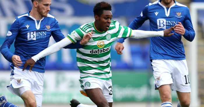 Jeremie Frimpong Celtic TEAMtalk