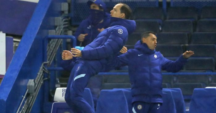 Tuchel surprised by Chelsea levels; picks out fringe man under Lampard as 'key'